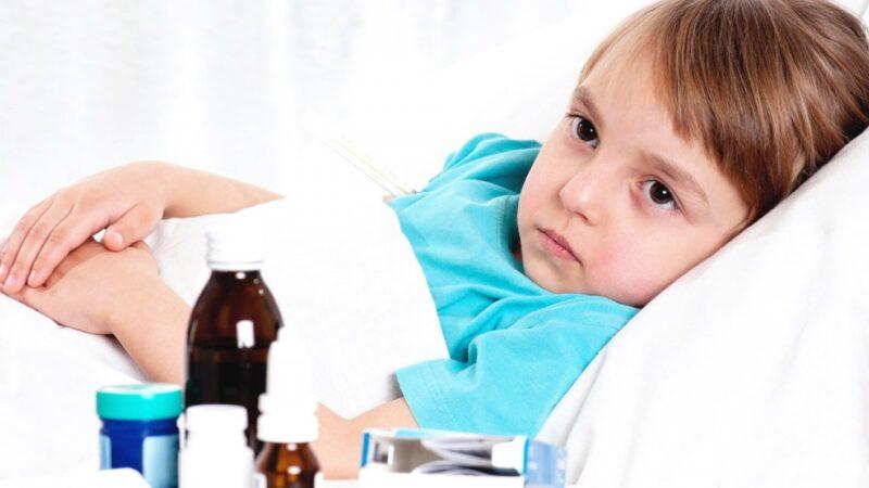LA PRISE DE MÉDICAMENTS CHEZ LES ENFANTS