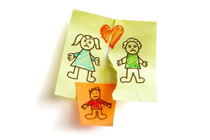 ENFANTS ET SÉPARATION DES PARENTS
