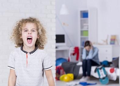 TDAH TROUBLE DU DÉFICIT DE L'ATTENTION ET HYPERACTIVITÉ