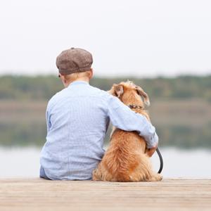 Les bienfaits d'un animal de compagnie pour votre enfant