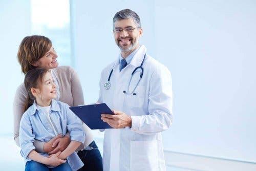 Vous et le médecin de votre enfant